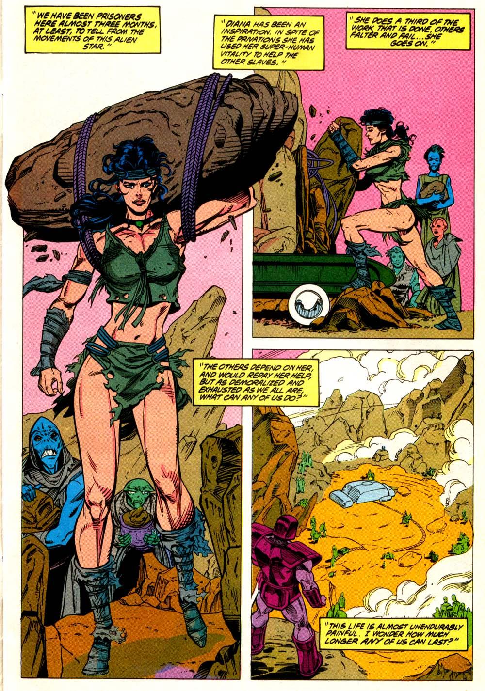 Read online Wonder Woman (1987) comic -  Issue #68 - 4
