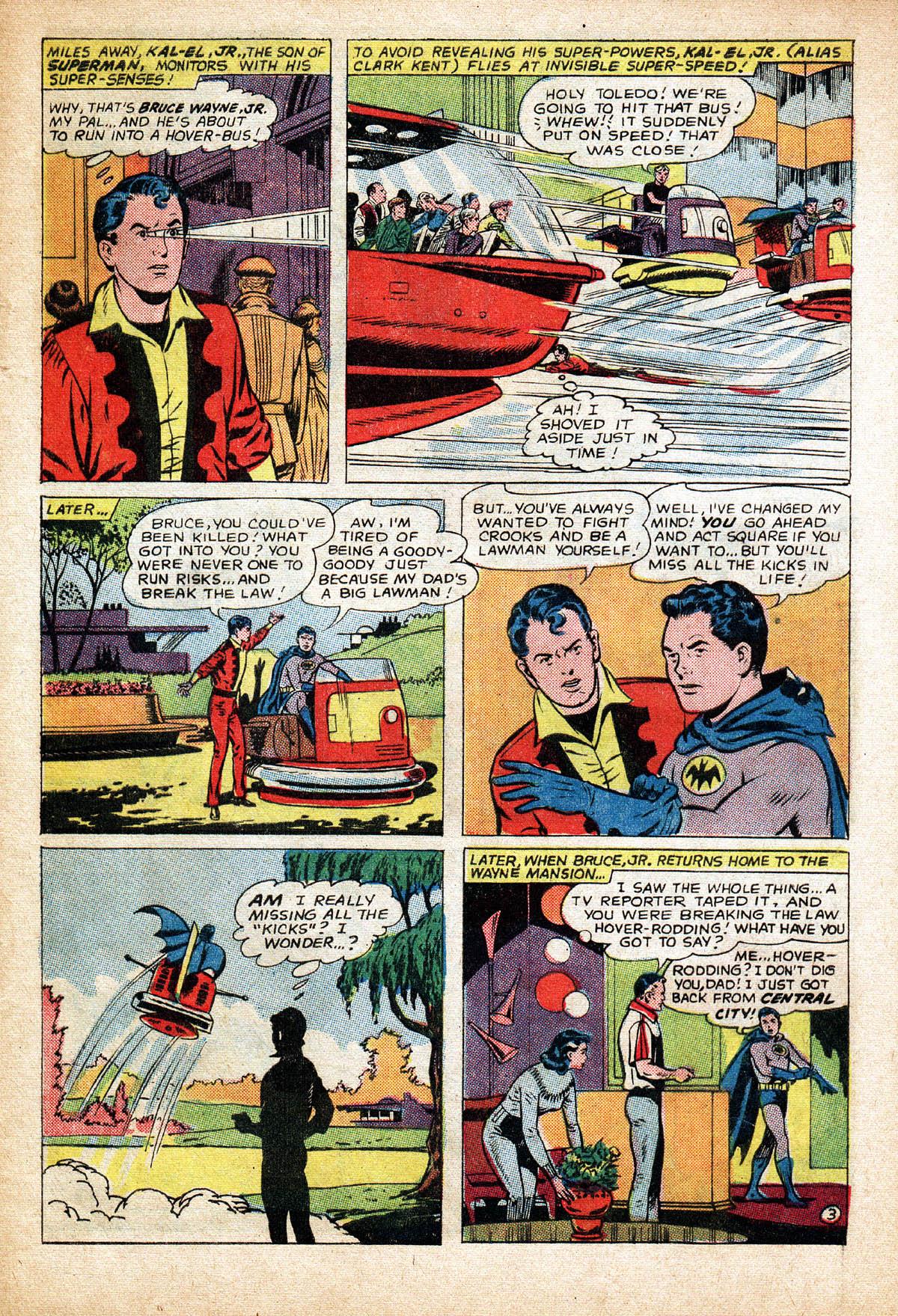 Read online World's Finest Comics comic -  Issue #157 - 5