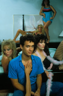 Tom Hanks in Bachelor Party 1984