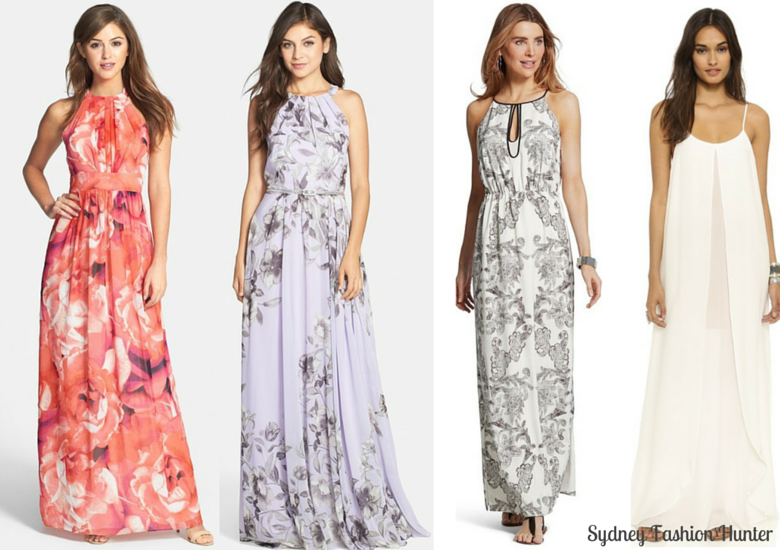 Sydney Fashion Hunter: 8 Unique Maxi Dresses For Effortless Style