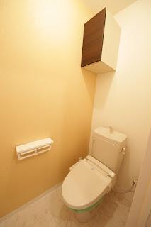 徳島市 徳島大学 蔵本 徳島大学病院 パークレジデンス 賃貸 トイレ