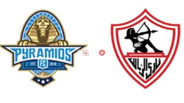 تشكيلة الزمالك امام بيراميدز اليوم 24/1/2019 في الدوري المصري