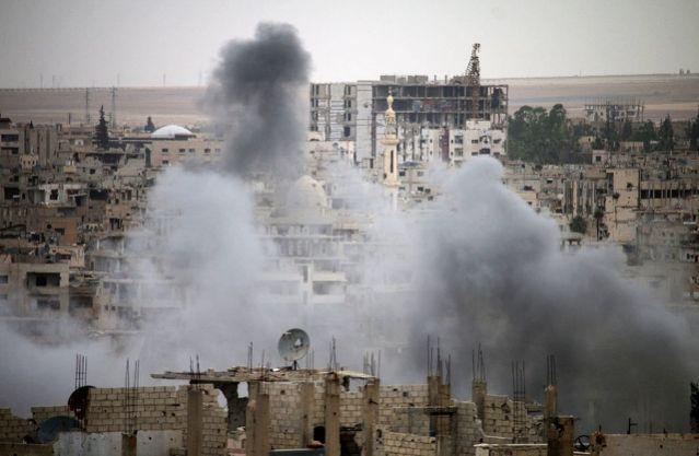 Kelompok Muslim Serukan Akhiri Serangan di Daraa Suriah