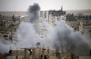 Rezim Assad Jatuhkan Selebaran di Daraa, Desak Pejuang Oposisi untuk Pergi