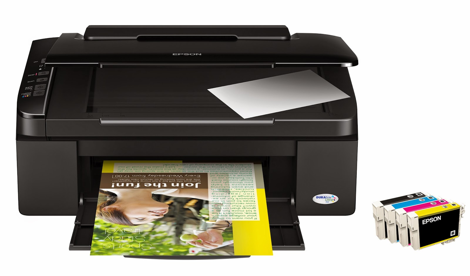 Epson Stylus SX110 Driver Download - Driver Printer