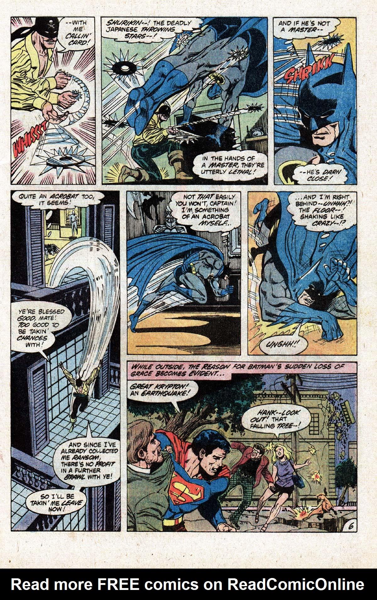 Read online World's Finest Comics comic -  Issue #279 - 9