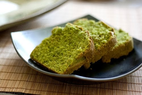 Green Tea Cake Recipe Japanese: Matcha Green Tea Pound Cake