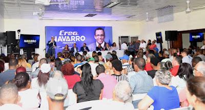 ANDRÉS NAVARRO TRABAJARÁ PARA QUE CADA FAMILIA DOMINICANA TENGA CASA PROPIA