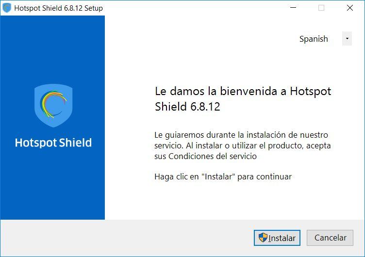 Hotspot Shield 6.8
