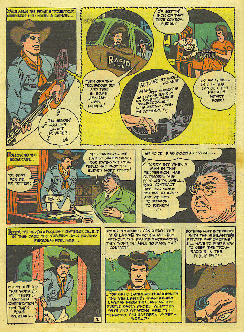 Read online Action Comics (1938) comic -  Issue #52 - 20