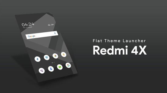 Tema Xiaomi Redmi 4X
