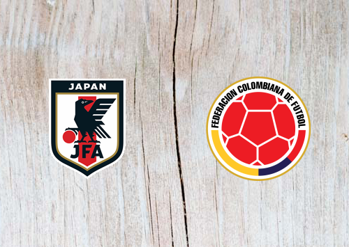 Japan vs Colombia Full Match & Highlights 22 March 2019