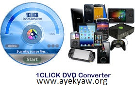 1Click DVD Converter 3.1.0.5​ Full Patch