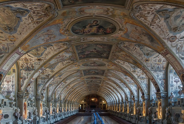 Munich Residenz, Residenz Of Munich, Germany Munich, Munich, Germany