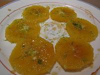 Sabores de naranja