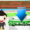 Aplikasi Laporan BOS Excel Lengkap Sesuai Juknis