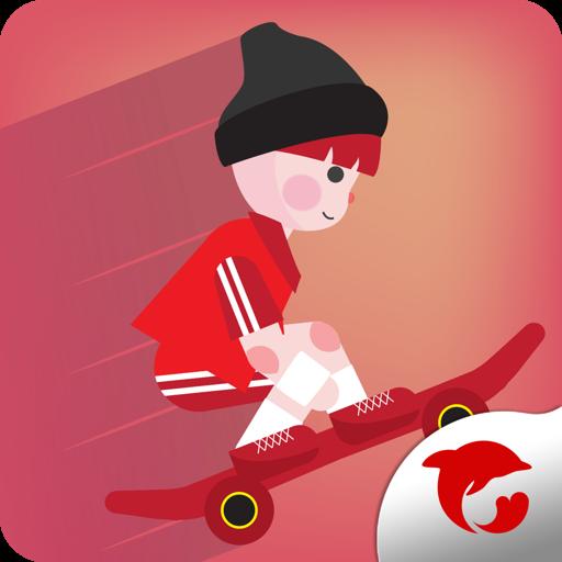 تحميل لعبه Skater - Let's Skate v1.0.0 مهكرة بالكامل افضل لعبه ممتعه علئ الاطلاق !