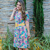 Meu Look: Vestido Floral - Mais Vestidos