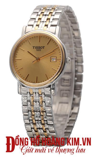 đồng hồ tissot nam dây sắt giảm giá hàng hiệu