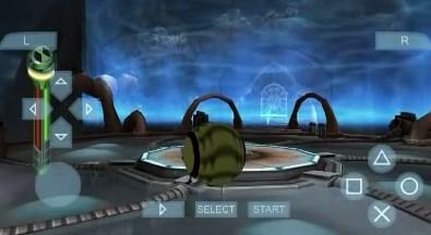 Download Ben 10 Alien Force Vilgax Attacks PPSSPP PSP ISO CSO