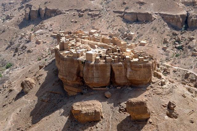 العالم - مدينة شبام في اليمن : أرض أقدم ناطحات السحاب في العالم Haid-al-jazil-yemen-12