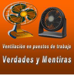Ventilación en áreas de Trabajo