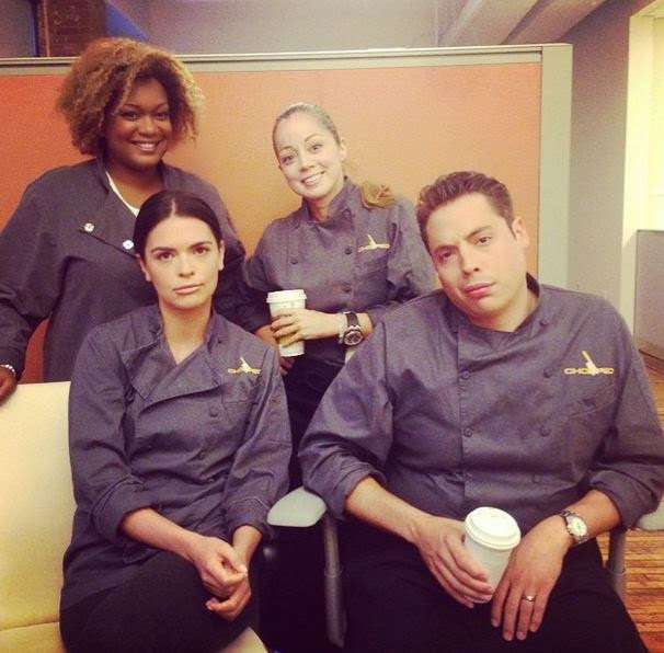 Kitchen Impossible Updates: Food Network Gossip: 'The Kitchen' Co-Hosts To Compete On
