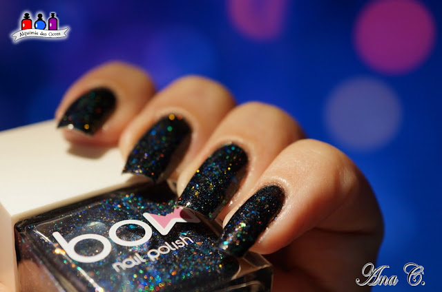 Bow Nail Polish, Bow Polish Dark Days
