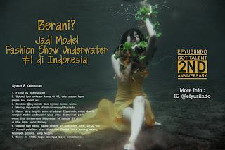 Event Fashion Show Catwalk & Underwater