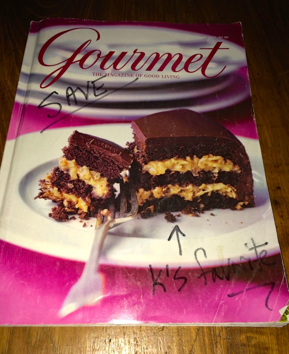 Saturday Spotlight #8: German Chocolate Cake  | the most