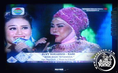 "Rani Indonesia duet dengan Elvy Sukaesih ""BISIK BISIK TETANGGA"""