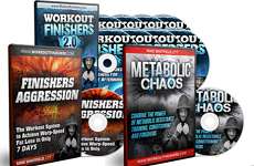 Workout Finishers cover