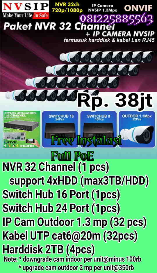 paket-ipcam-nvsip-32chanel