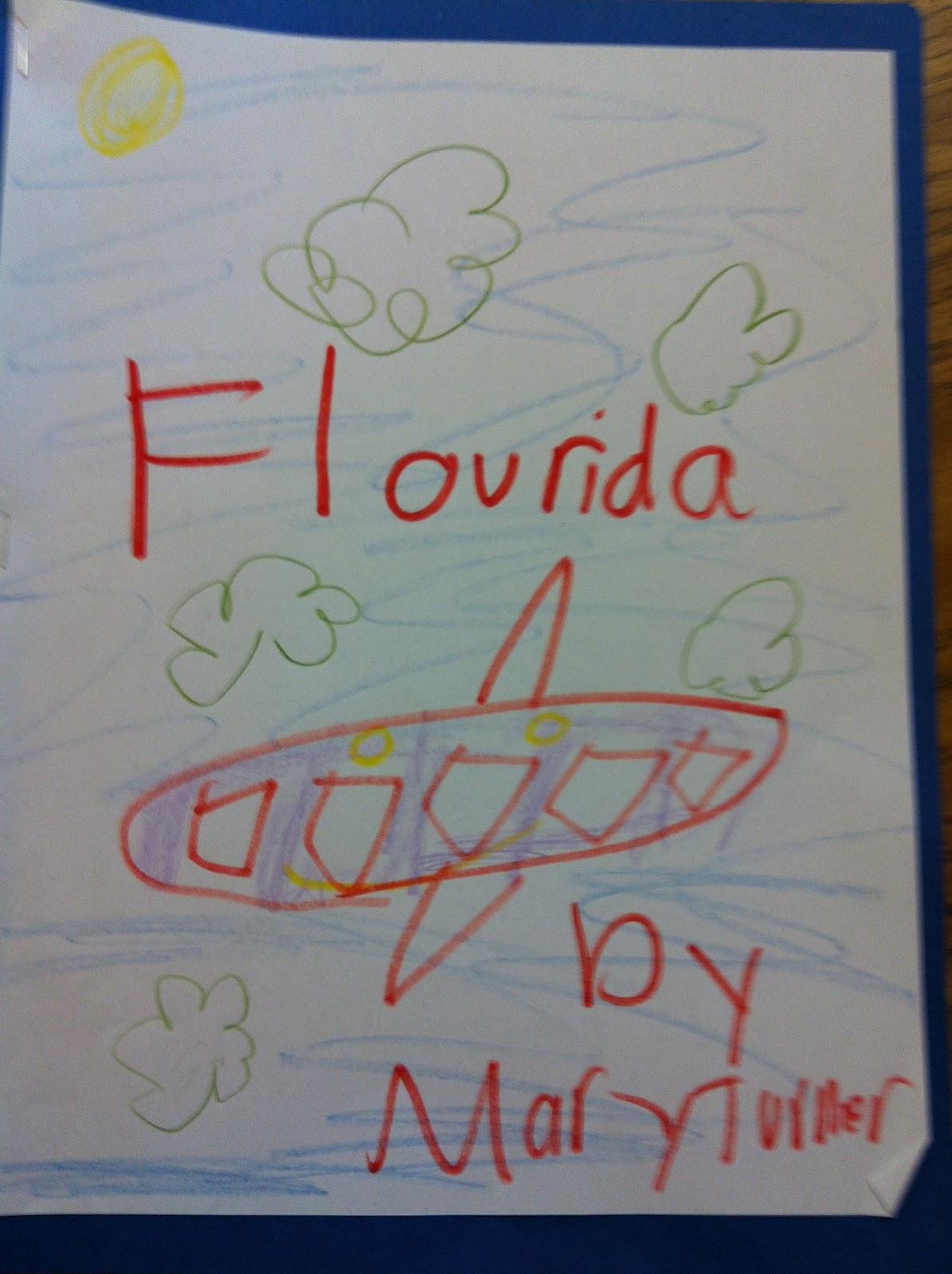 Mrs Hannah S First Grade Class Peek At The Writing