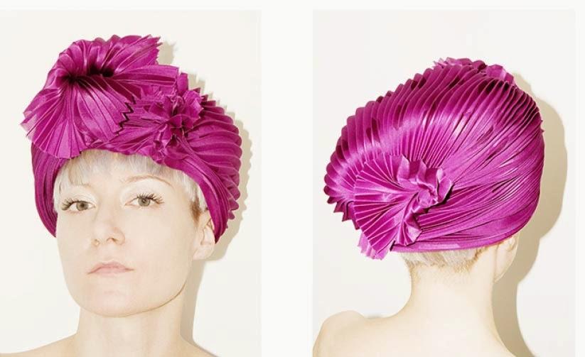 2 - Chapéus assinados por Valentina Sarli