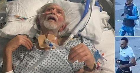 Un homme de 82 ans atteint du cancer meurt apr s s 39 tre fait voler son bracelet en or et sa - Fracture main coup de poing ...