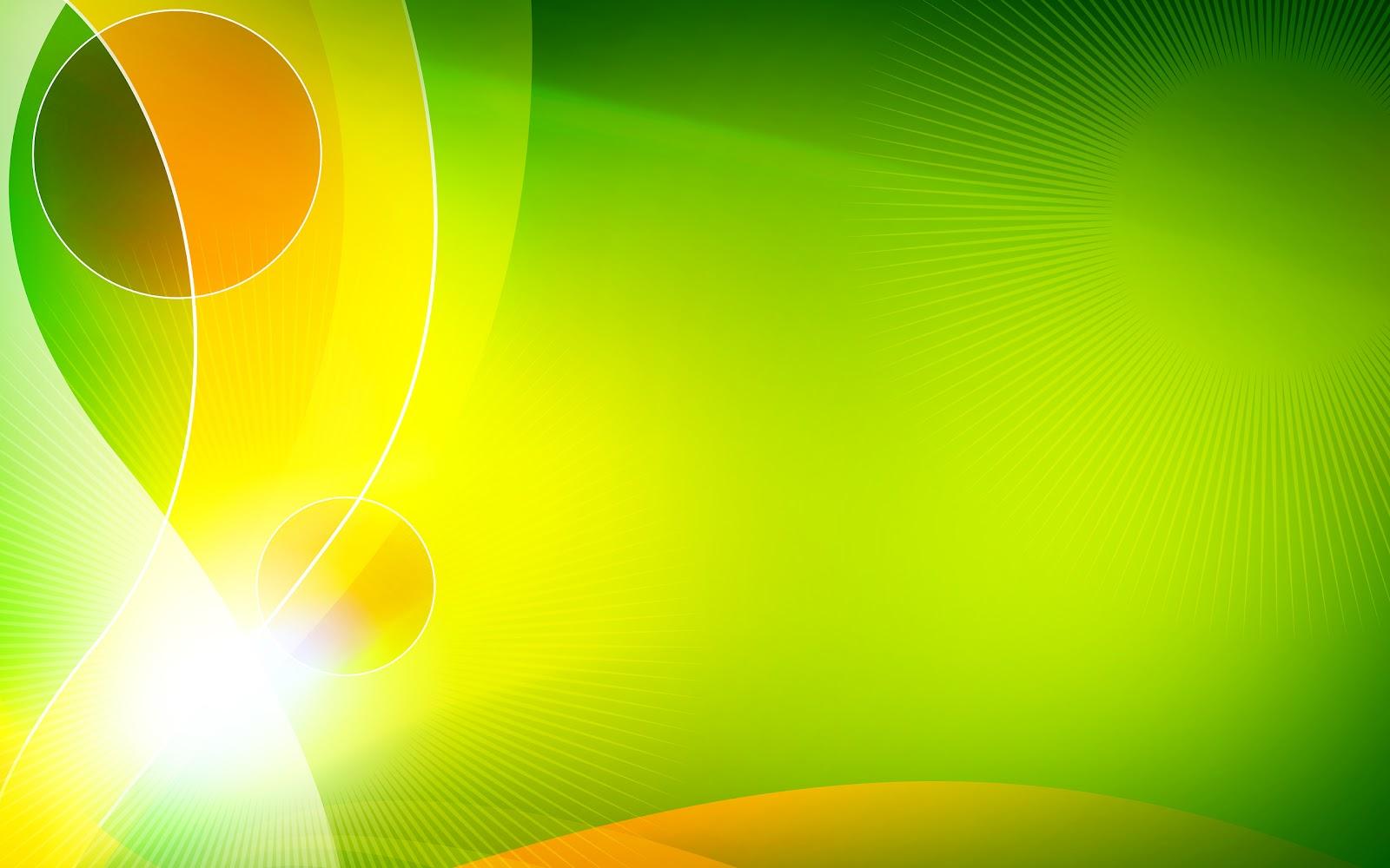 Green Orange Vector Amazing HD 3D Wallpapers 3D Backgrounds