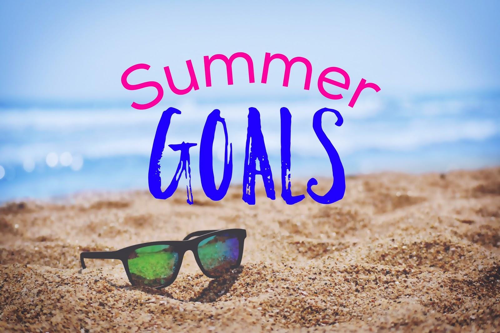 My Little Hea Summer Goals