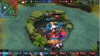 6 Hero Ini Cocok Untuk Mencuri Lord mobile legends : bang bang