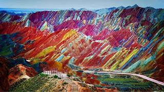 Το πιο πολύχρωμο μέρος του κόσμου