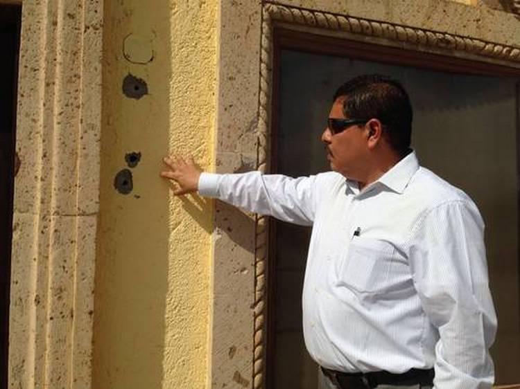 """Dirigente de la CNDH en Nuevo Laredo Activista de los """"ZETAS"""" al servicio para el CDN"""