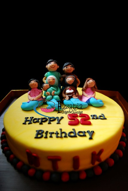 Fazania Cakes Amp Cupcakes Family Group Photoshoot Birthday