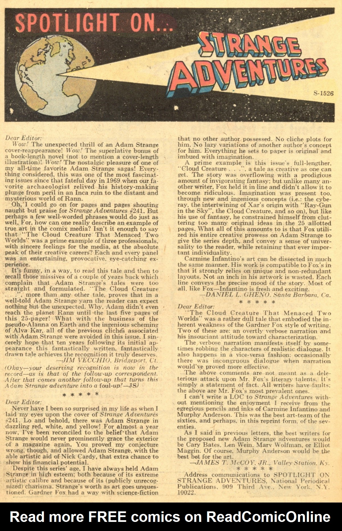 Strange Adventures (1950) issue 243 - Page 22