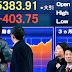 Bolsas de Asia ceden ganancias por debilidad en los precios del crudo