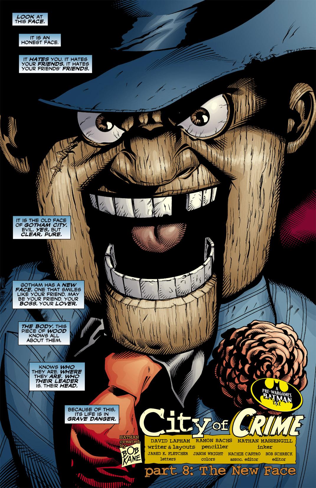 Detective Comics (1937) 808 Page 1
