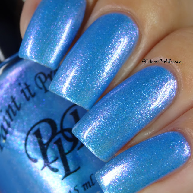 Paint It Pretty Polish - Blue Me Away at IEC