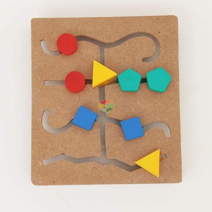 Maze Geometri