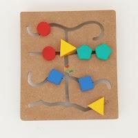 Maze Geometri APE