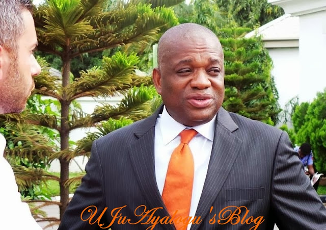 Orji Kalu reveals what will end agitation in South East