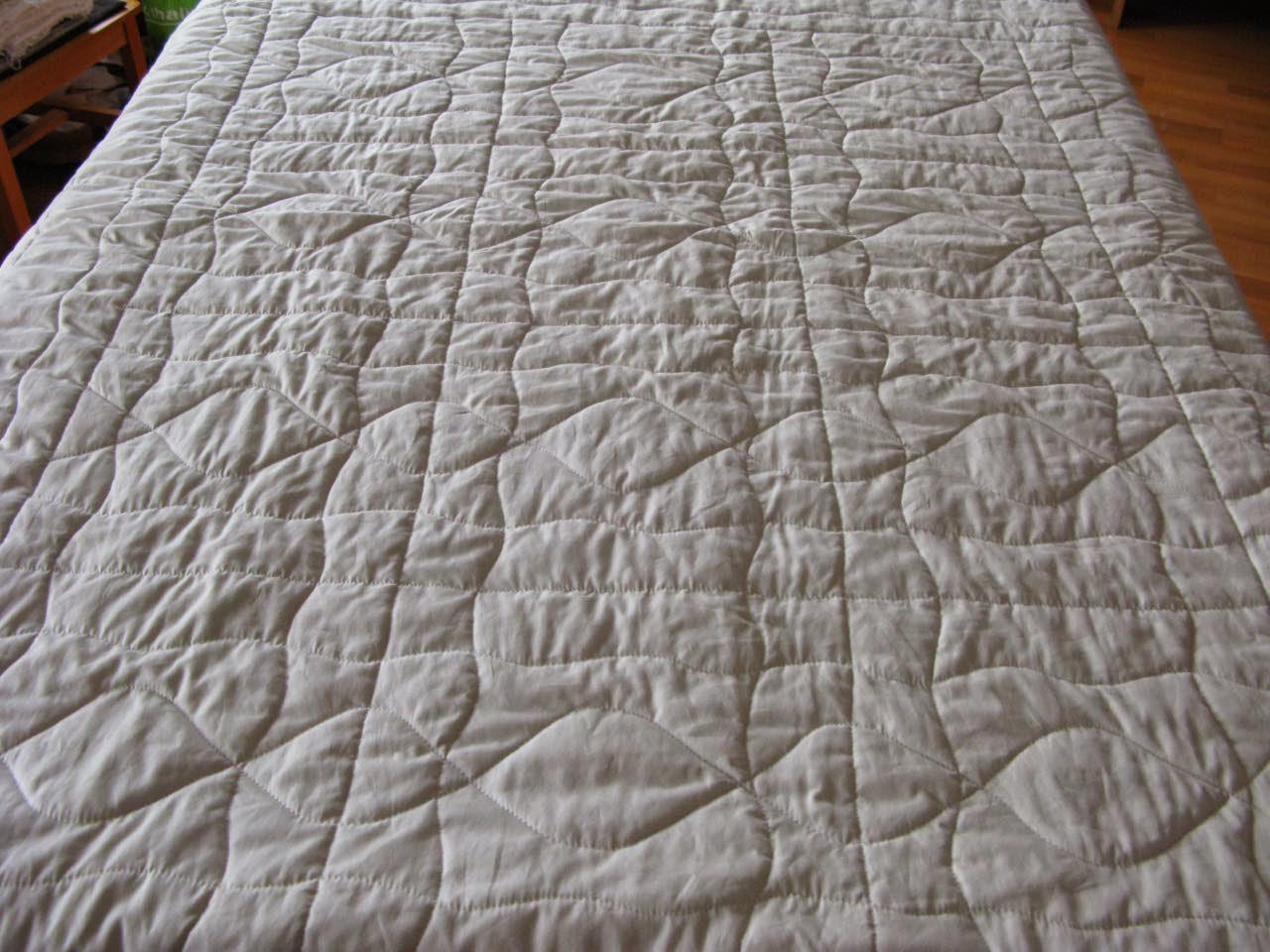 Siebensachen-zum-Selbermachen: Endlich fertig: Decke vom Herbstquilt ...